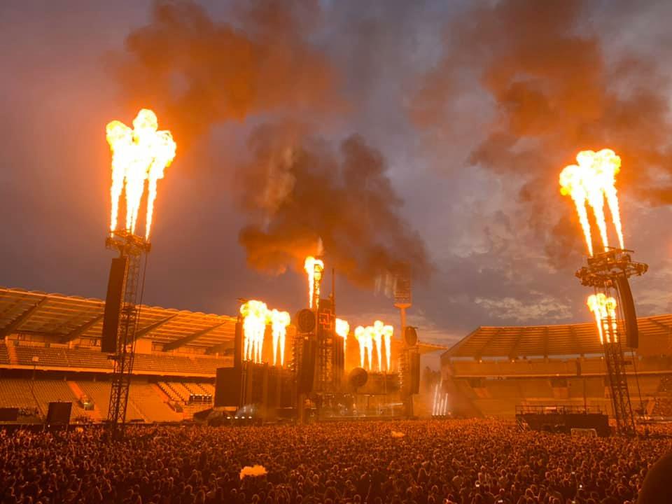Rammstein confirma mega concierto en el Foro Sol
