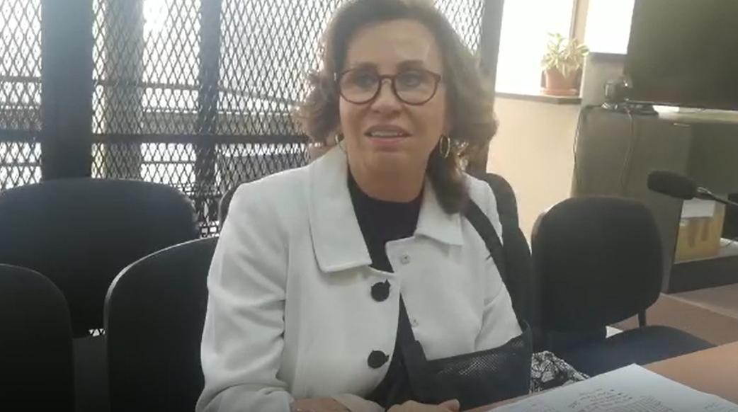 Sandra Torres reacciona tras ser beneficiada con arresto domiciliario
