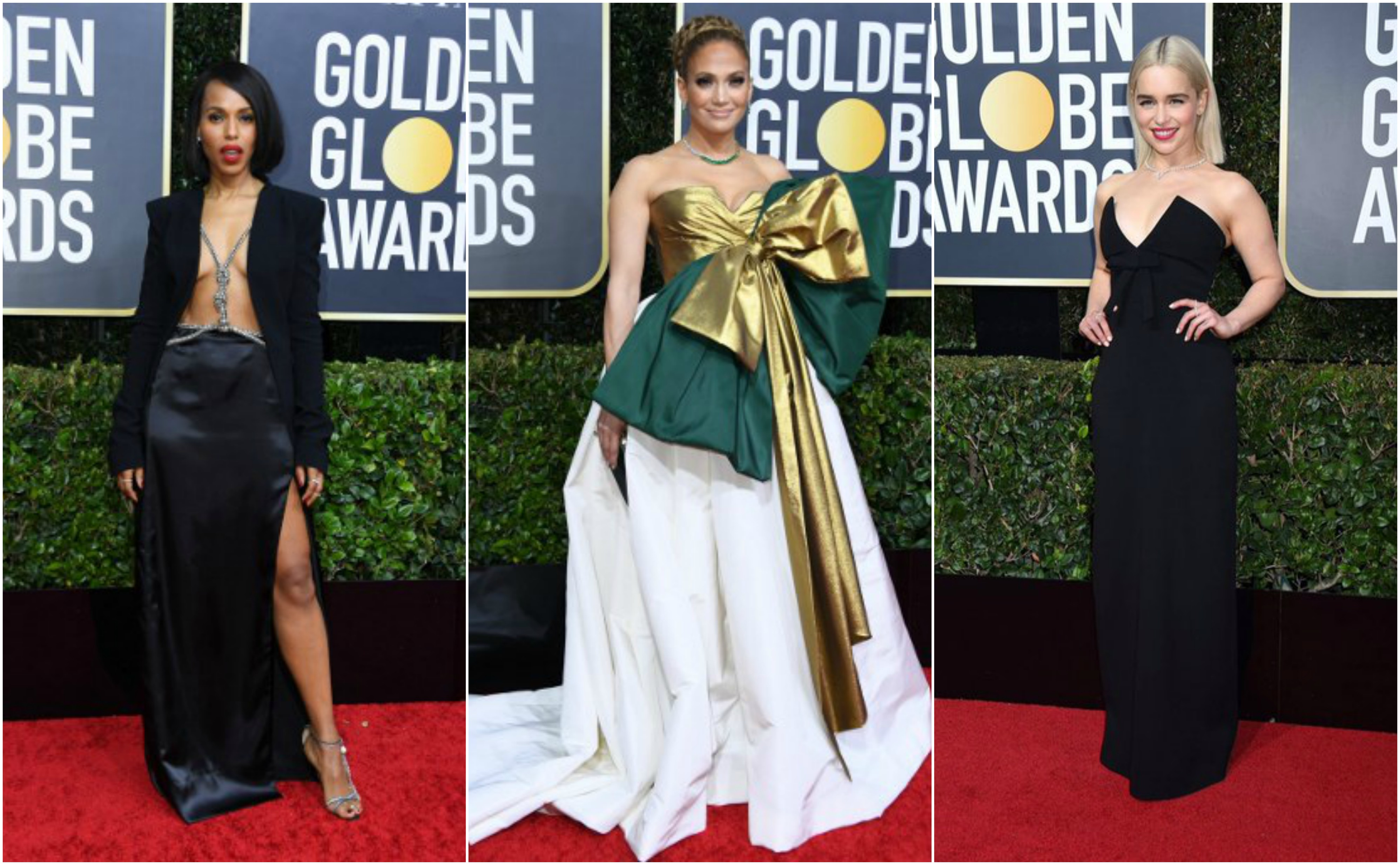Mujeres sensuales Golden Globes