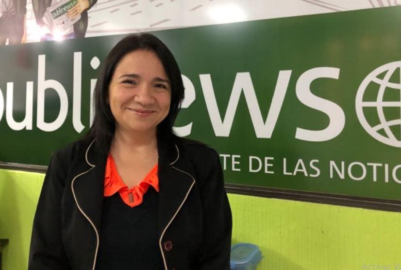 Wendy de León, directora de la Fundación Aldo Castañeda