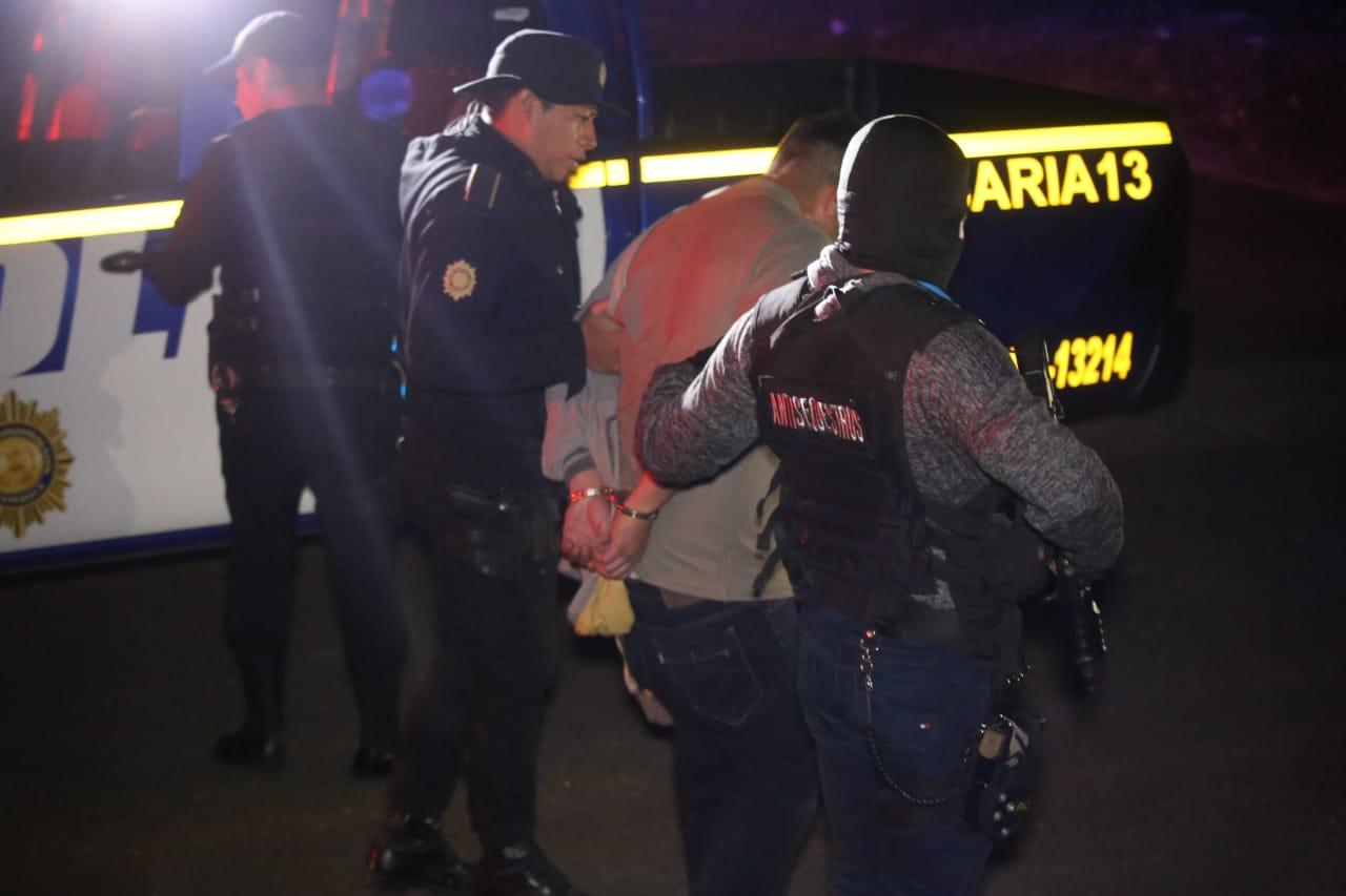 comando antisecuestros rescata a taxista y hay un capturado