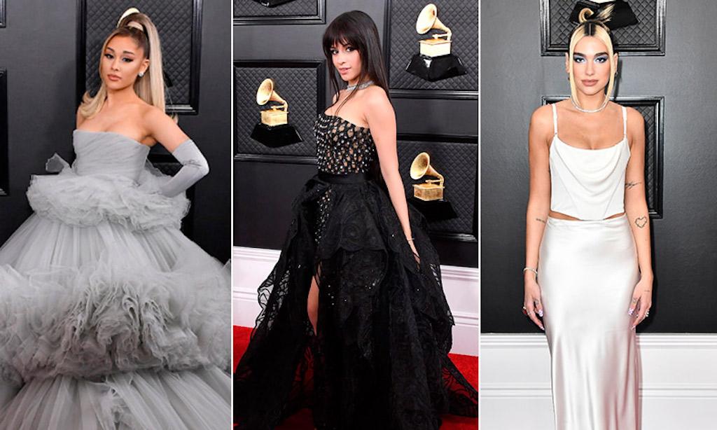 Alfombra roja Grammy 2020