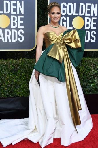 Alfombra Roja Golden Globes