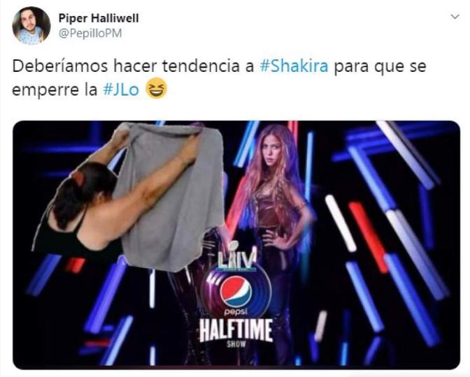 Shakira y Jennifer López Super Bowl