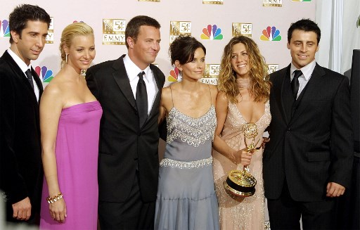 """Friends"" regresa con especial en la plataforma HBO Max"