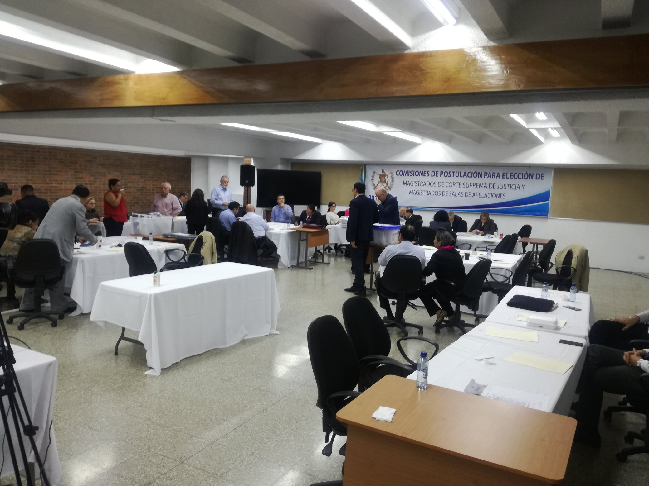 Asociación de Jueces se queja de los Comisión Postuladora para la CSJ