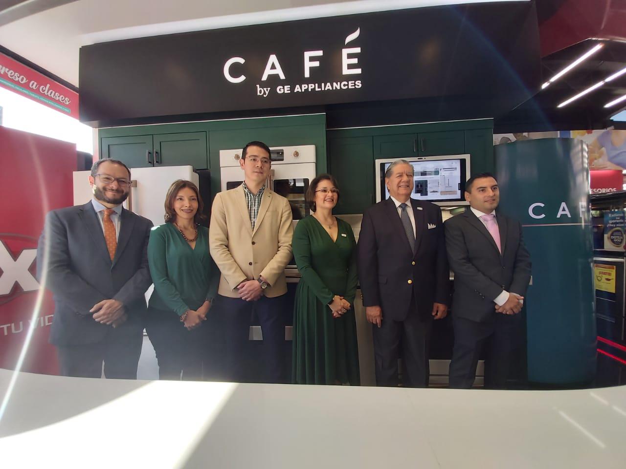 Grupo Electronic y Tiendas Max nueva línea de productos Café White Matte