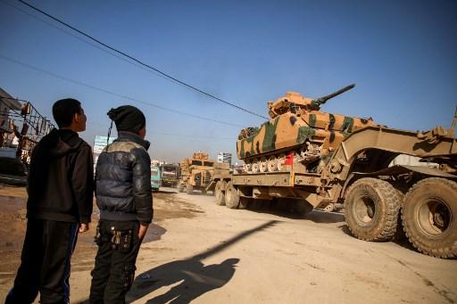 """Erdogan anuncia operación """"inminente"""" de Turquía en Siria"""