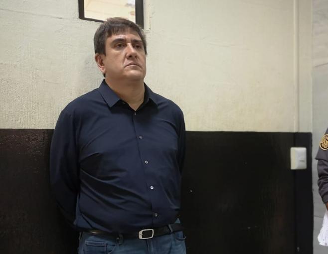 Gustavo Alejos ligado a su sexto proceso penal
