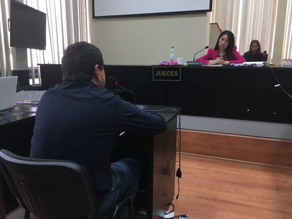 Gustavo Alejos presenta queja contra jueza Erika Aifán