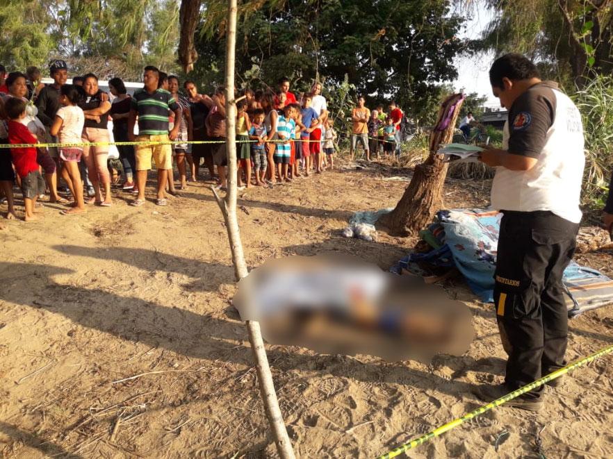 Dos niños murieron ahogados en el río Suchiate