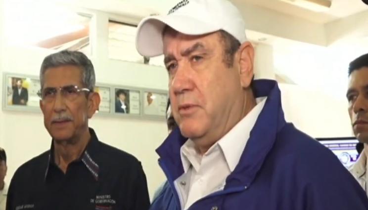 Presidente Alejandro Giammattei anuncia operativos contra estafadores de visas de trabajo