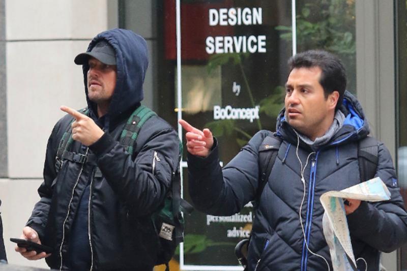 Turista perdido en Nueva York recibió ayuda de un ganador del Óscar