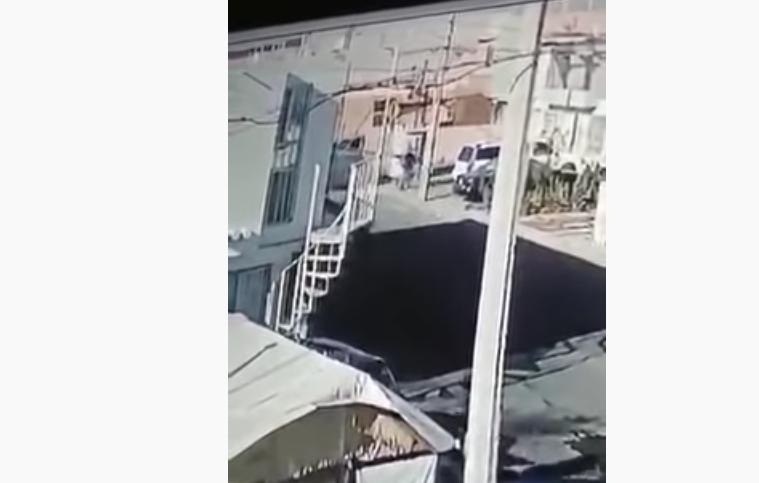 VIDEO: mujer se enfrenta a delincuentes y evita secuestro de su hija