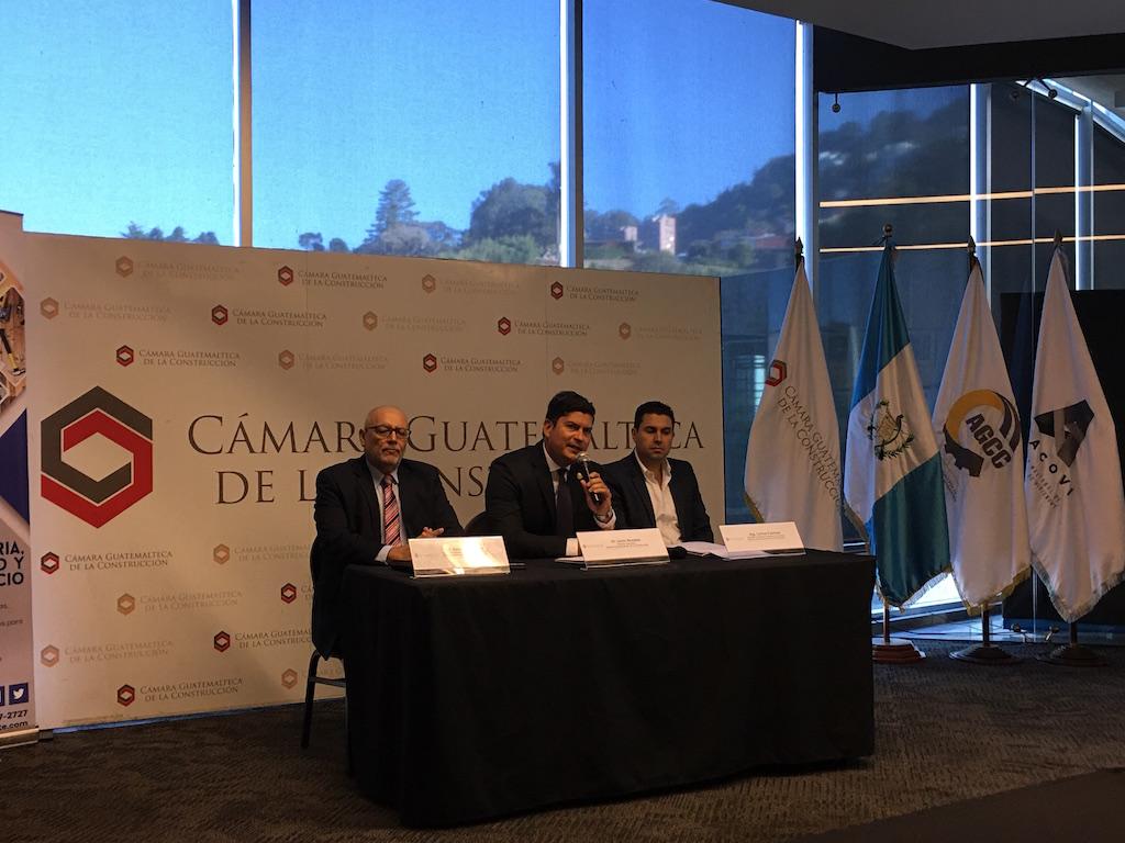 Cámara Guatemalteca de la Construcción