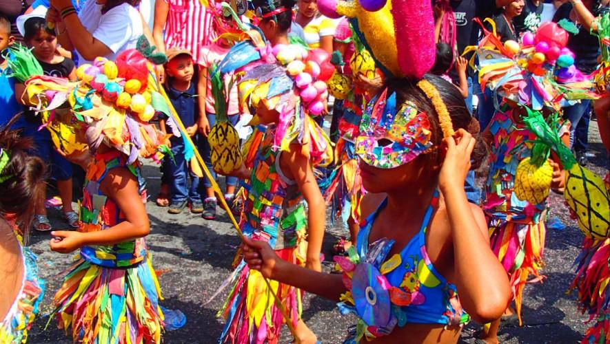 Autoridades de socorro en alerta por Carnaval de Mazatenango