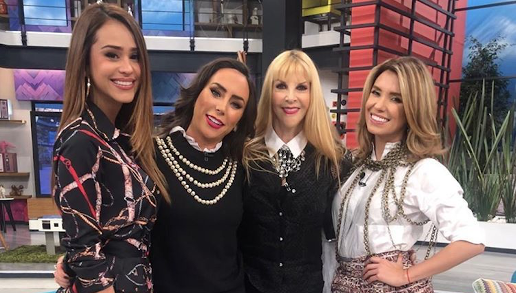 Presentadora Televisa
