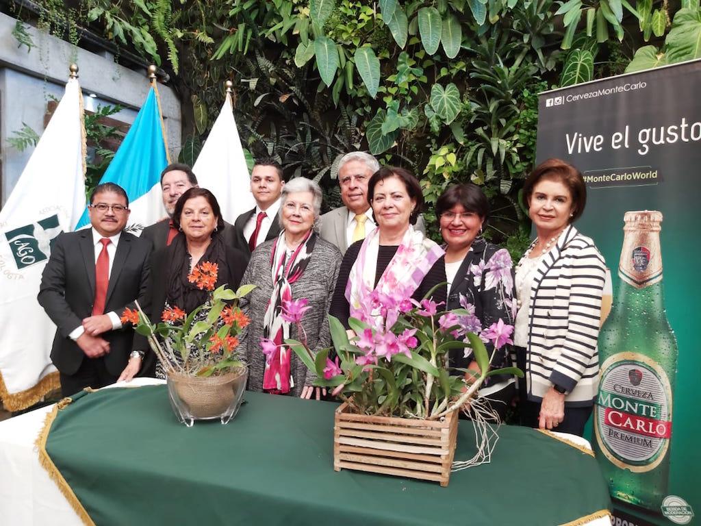 Exposición Nacional de Orquídeas Guatemala 2020