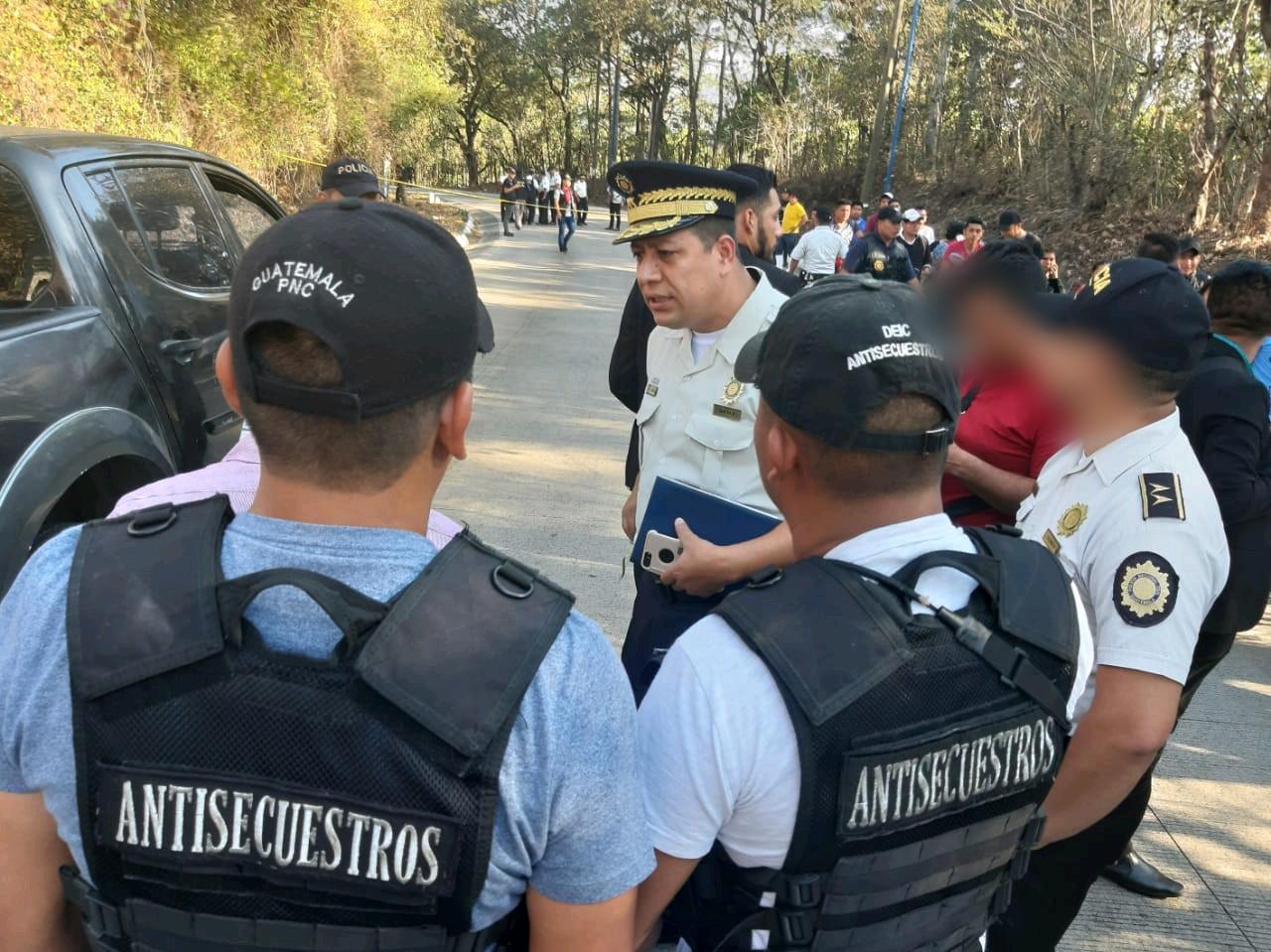 Subinspector PNC fallece en operativo por caso de secuestro