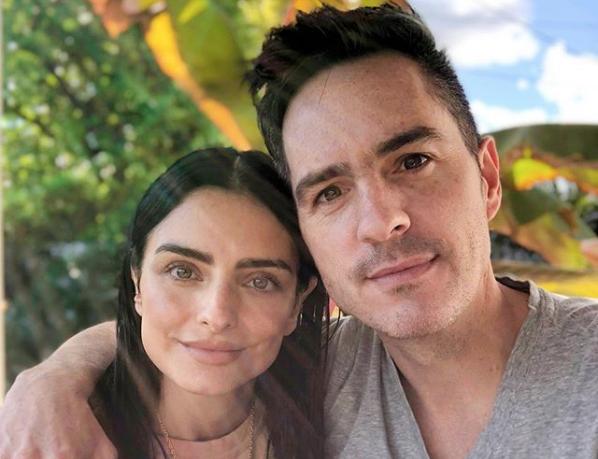 Aislinn Derbez y Mauricio Ochman anuncian separación en Instagram