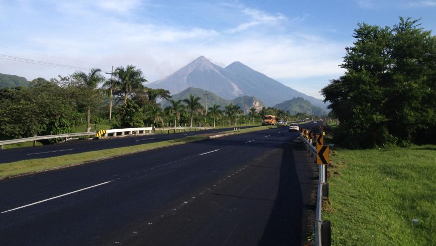 Autopista Palín, Escuintla