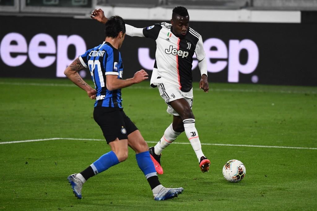Blaise Matuidi, el segundo jugador de la Juventus que tiene coronavirus