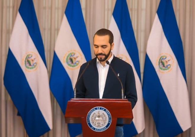 Bukele confirma primer muerte por coronavirus en El Salvador