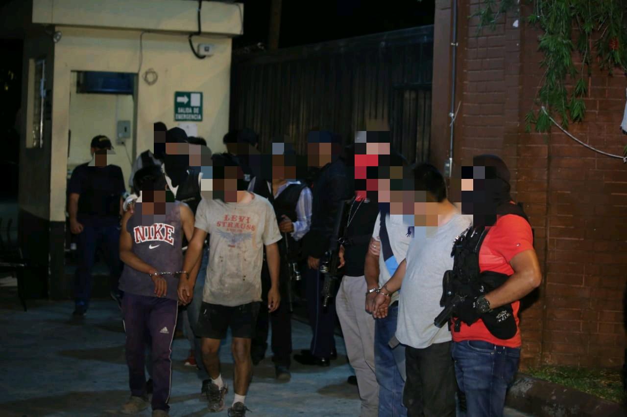 A prisión preventiva sospechosos de asesinar a subinspector de PNC