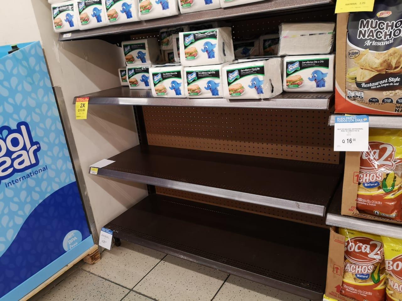 Coronavirus: Diaco asegura que hay suficientes productos para el mercado