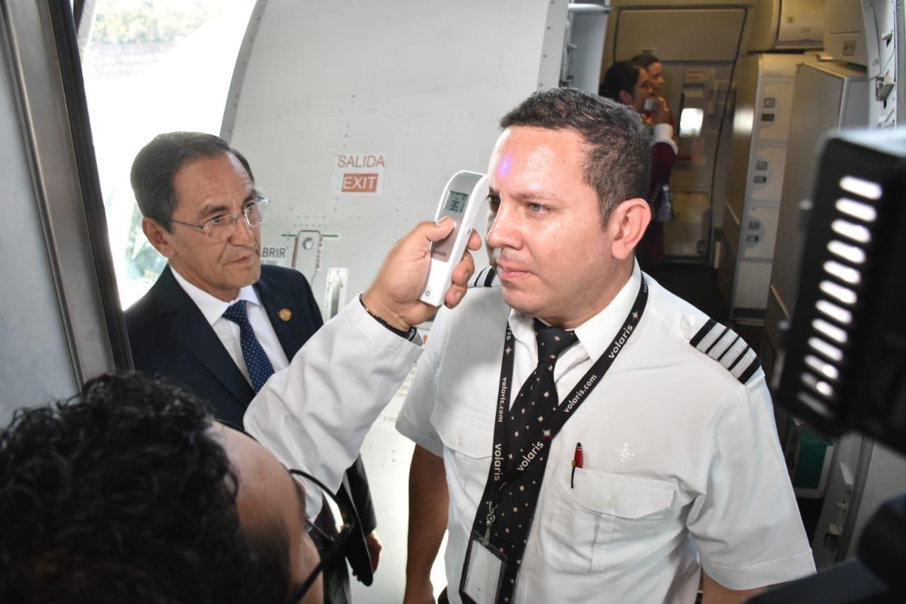 Coronavirus: OPS envia misión a Guatemala por ser país de mayor riesgo