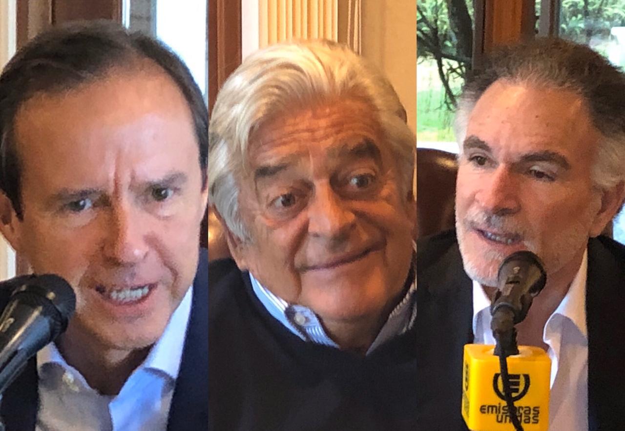 Expresidentes de Latinoamérica hablan sobre los desafíos regionales