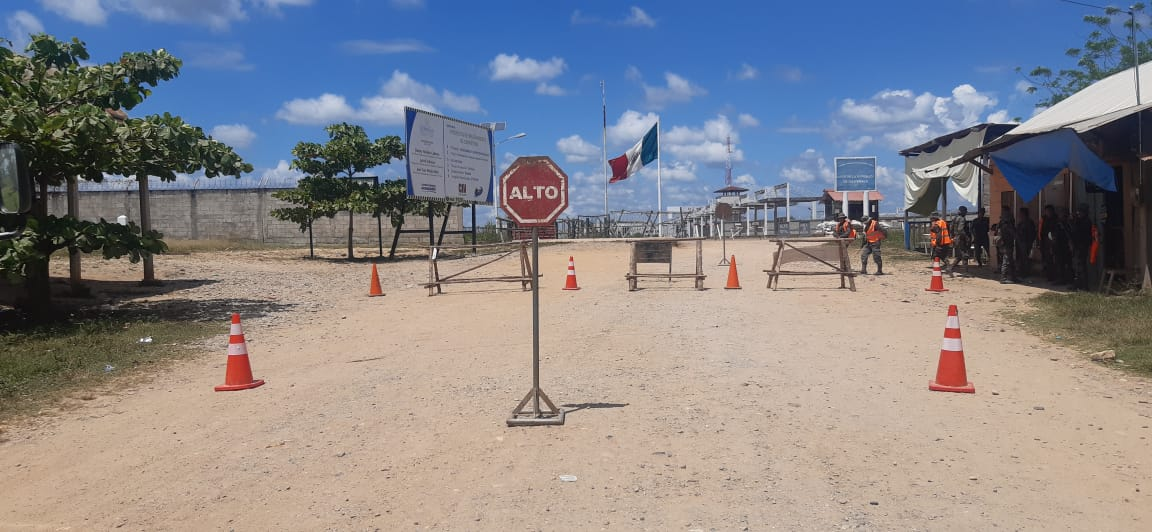 Guatemala y México acuerdan acciones conjuntas contra el coronavirus