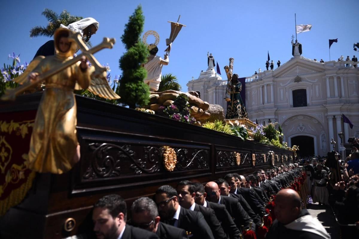 Procesión de Jesús de la Buena Muerte