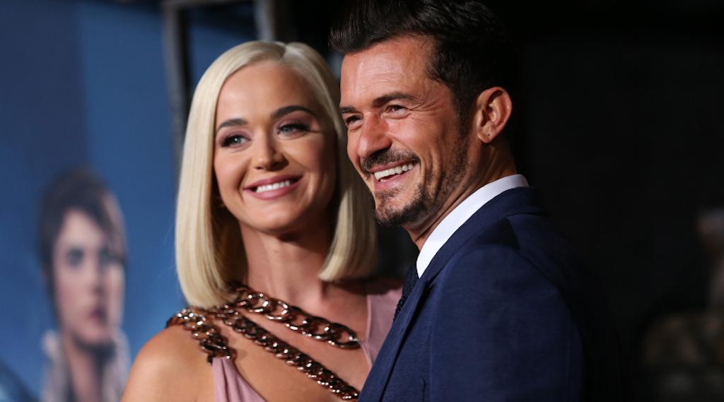 Katy Perry está embarazada de Orlando Bloom