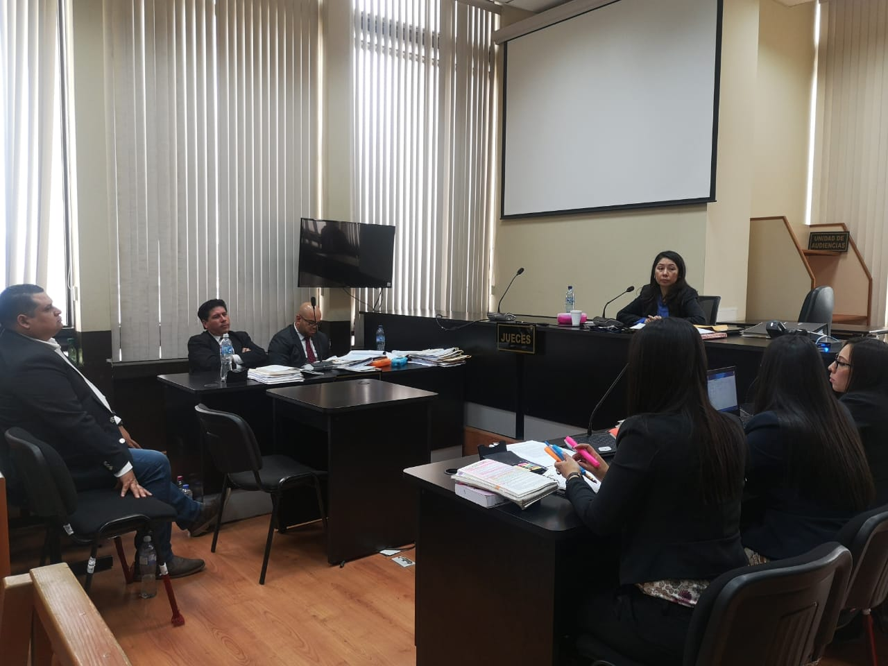 Ligan a proceso a exdiputados por caso Asalto al Ministerio de Salud