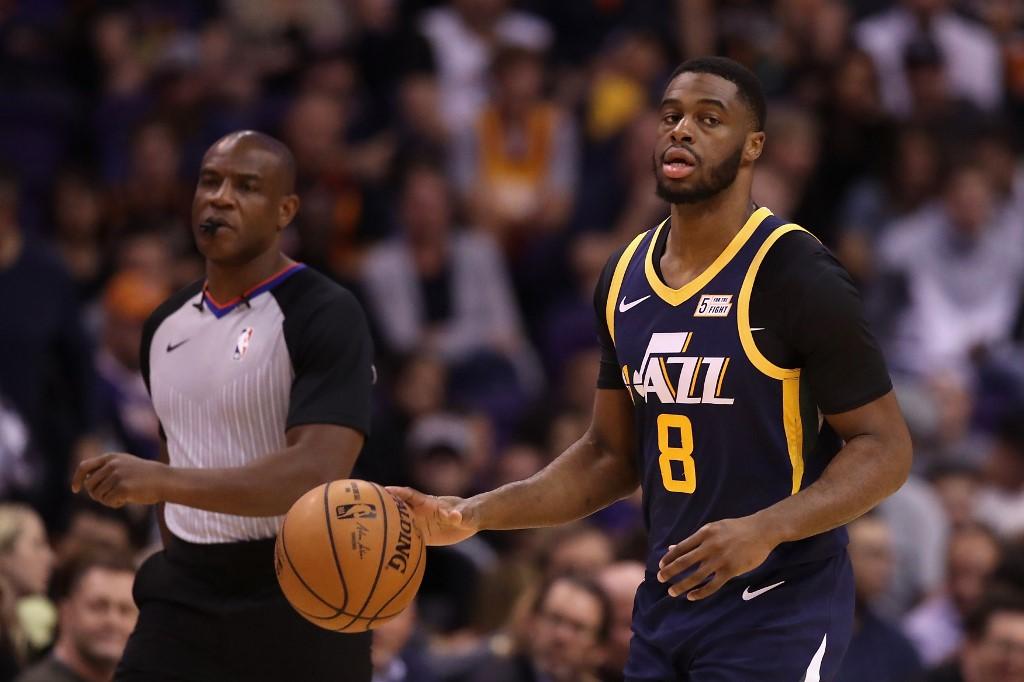 NBA suspende la temporada, Emmanuel Mudiay
