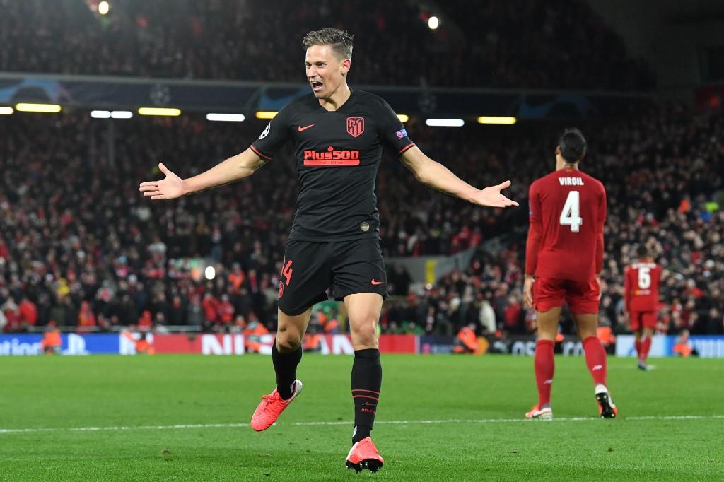 Resultado Liverpool vs Atlético de Madrid, octavos de final Champions League
