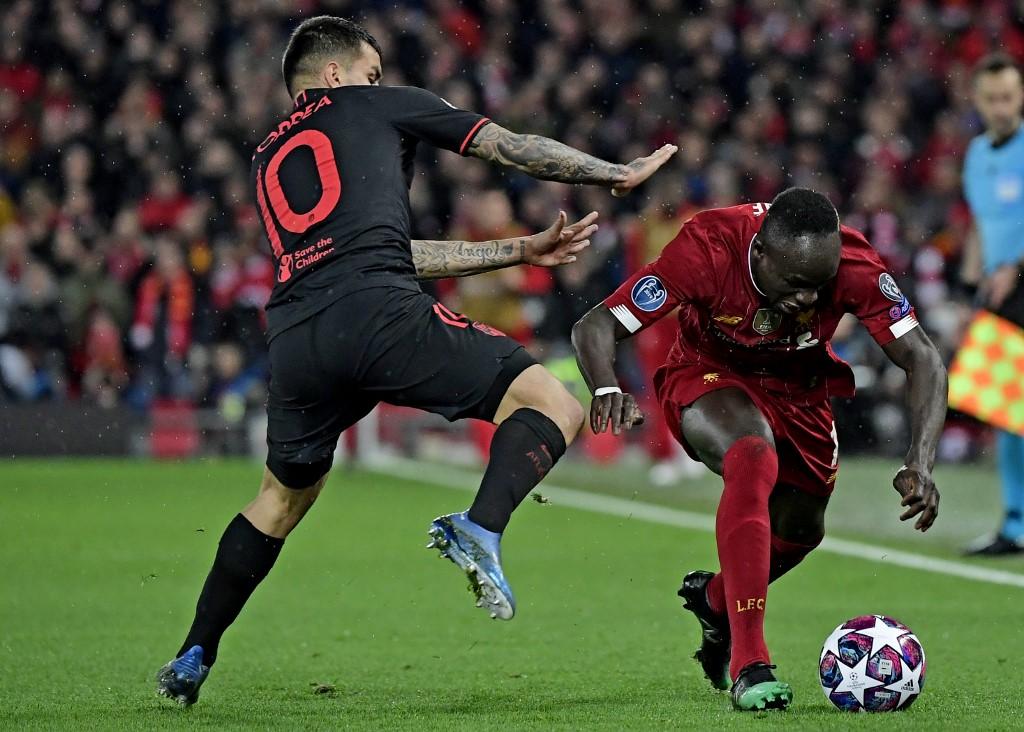 Resultado Liverpool vs Atlético de Madrid, octavos Champions League