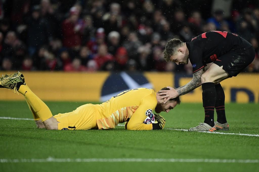 Resultado Liverpool vs Atlético, vuelta octavos de final Champions