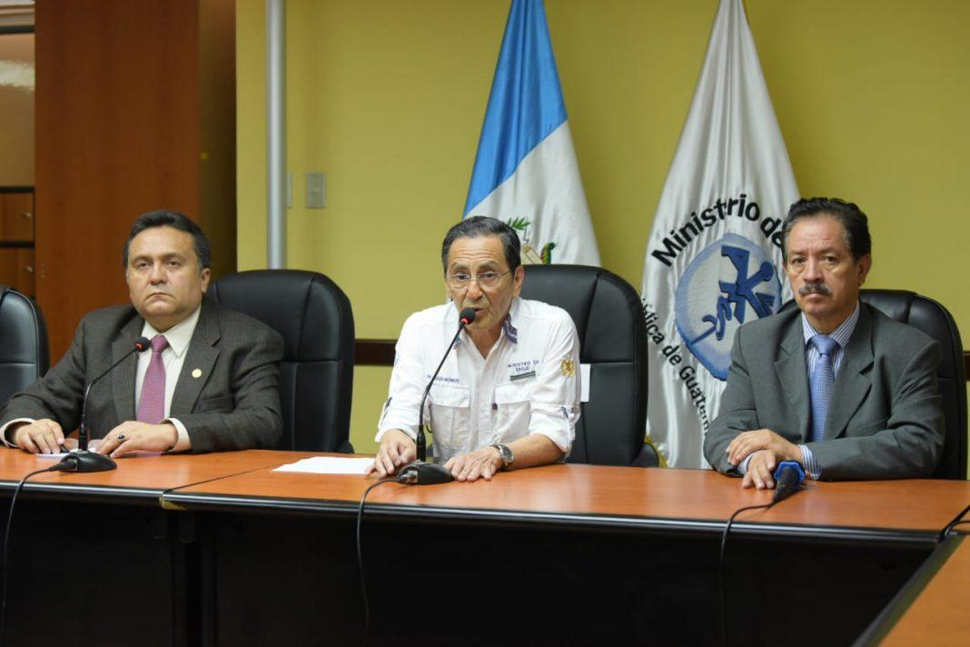 Salud iniciará recepción de solicitud de actividades públicas ante el coronavirus