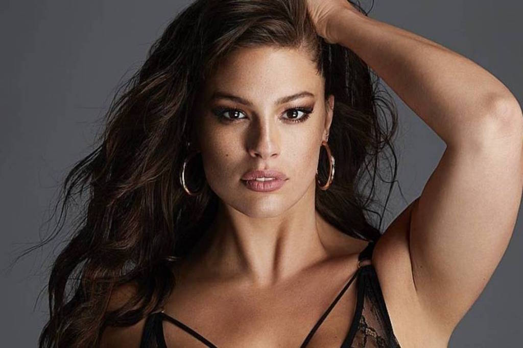 Modelo Ashley Graham