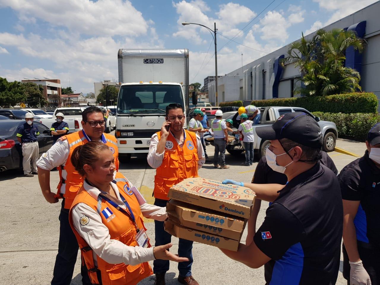 Donación de Dominos Guatemala