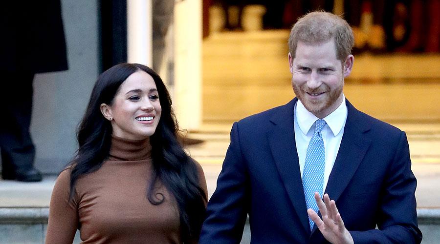 Principe Harry y Megan