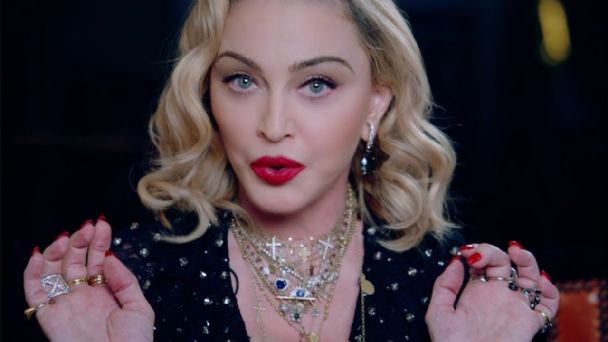 Madonna mensaje Covid-19