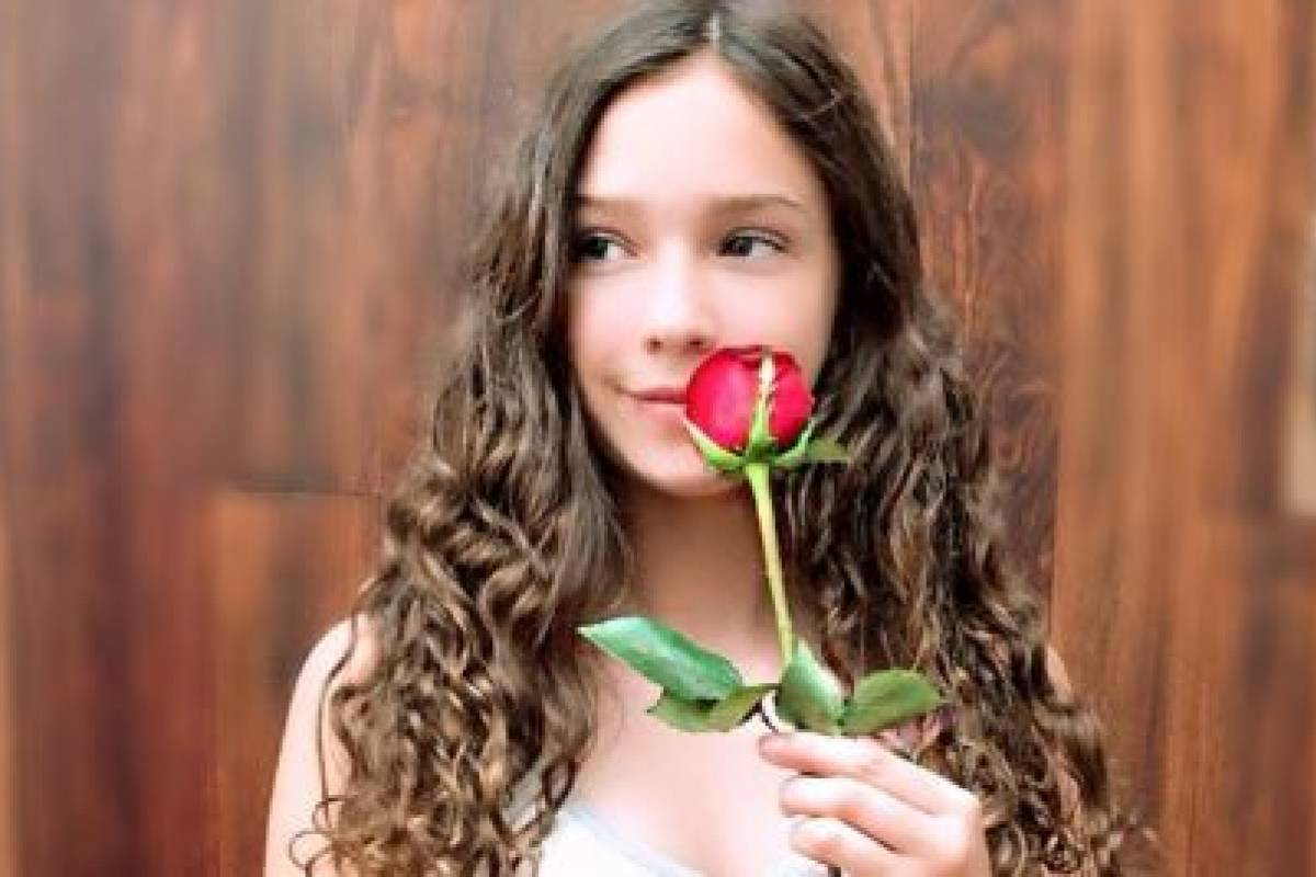 Mia hija de Andrea Legarreta