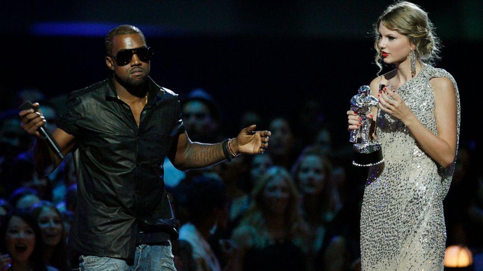Taylor Swift y West