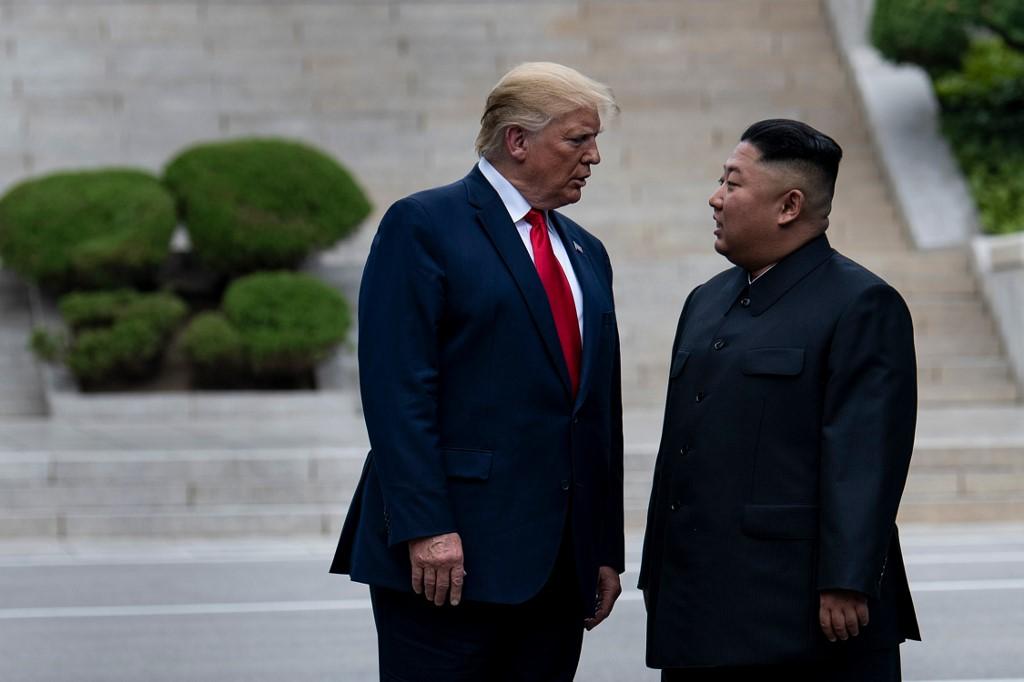 Trump dice conocer bien el estado de salud del norcoreano Kim Jong Un