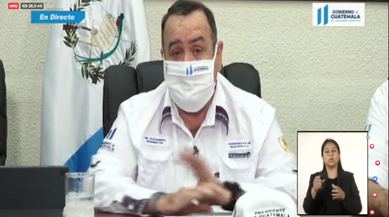 Alejandro Giammattei
