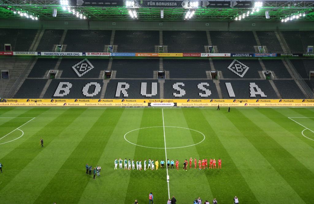 Reinicio de la Bundesliga con uso de mascarrilla