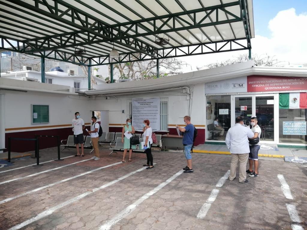 México aplica retorno a más de 3 mil migrantes, entre ellos guatemaltecos